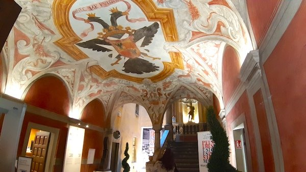 Palais Lascaris Interior