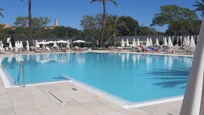 Adult pool area at Protur Sa Coma Playa Hotel & Spa