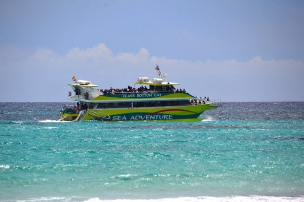 Sea Adventure Boat