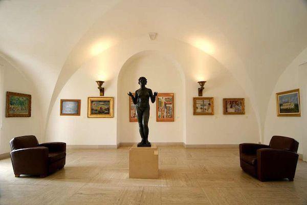 Annonciate Museum in St Tropez ©Saint-Tropez Tourism