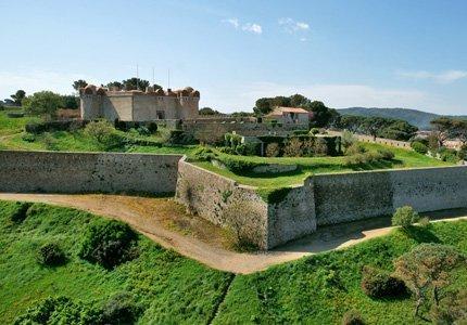 Citadel of St Tropez