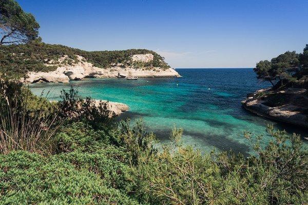 Cala Mitjana Menorca Spain
