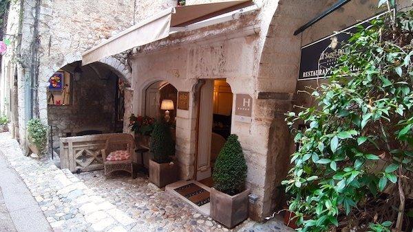 Hotel Le Saint Paul de Vence