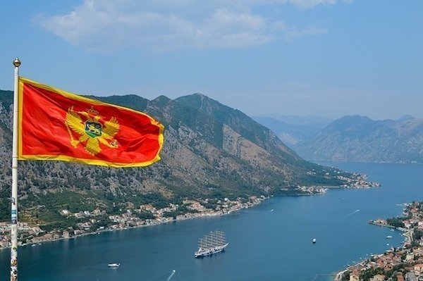 Views from Kotor Fortress