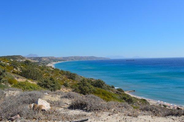 Kos Coastline