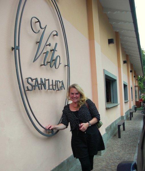 Vito San Luca Restaurant Bologna
