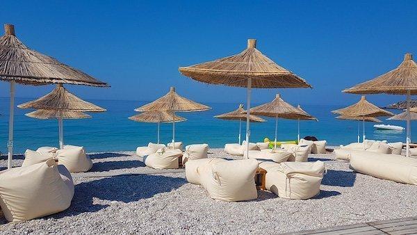 Livadhi Beach Albania