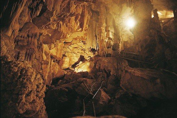 Grotta in Sardinia