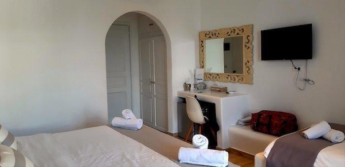 Acrogiali Beach Hotel Standard Room