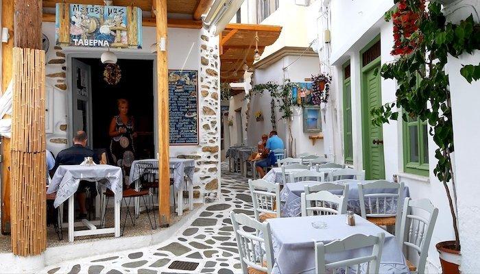 Taverna in Naxos