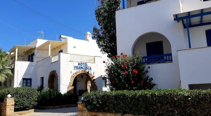 Hotel Francesca Exterior