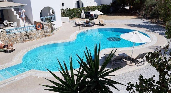 Hotel Francesca Pool